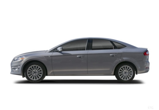 FORD Mondeo VII hatchback boczny lewy