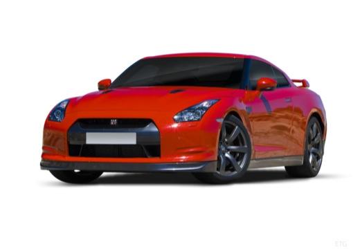 NISSAN GT-R I coupe przedni lewy