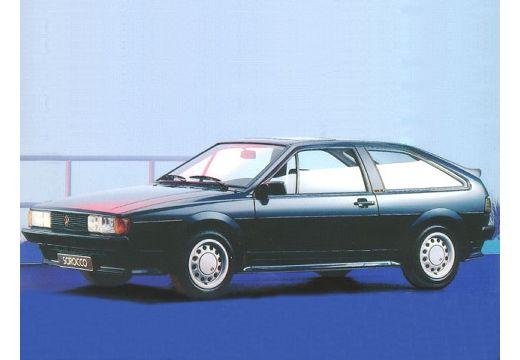 VOLKSWAGEN Scirocco Coupe II
