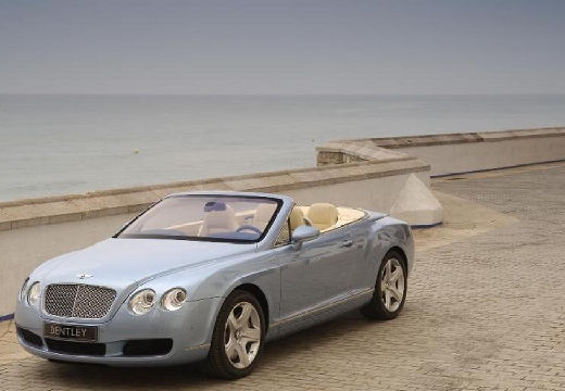 BENTLEY Continental GTC Kabriolet I 6.0 560KM (benzyna)