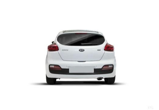 KIA Ceed Proceed IV hatchback tylny