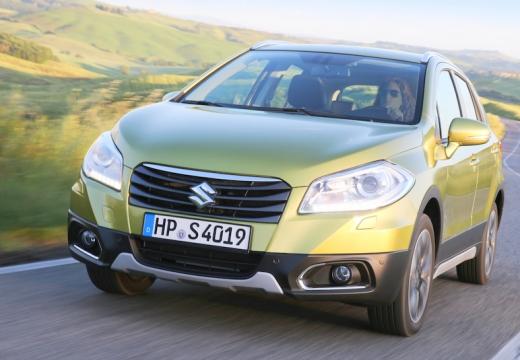 SUZUKI SX4 S-cross 1.6 Elegance Hatchback I 120KM (benzyna)
