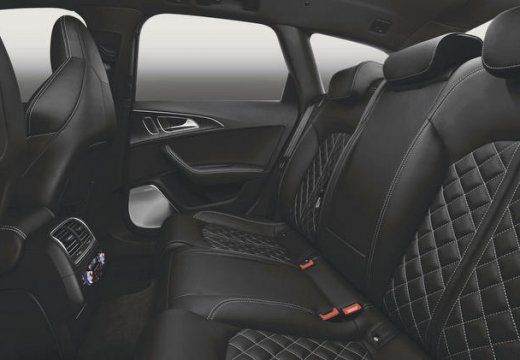 AUDI A6 Avant C7 I kombi wnętrze