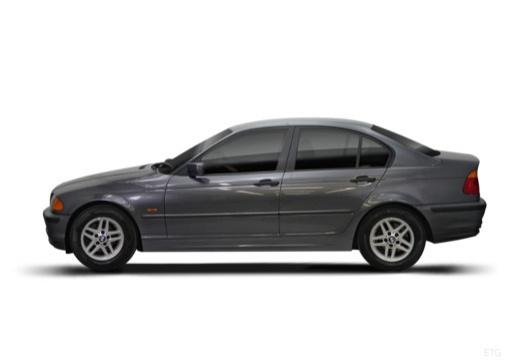 BMW Seria 3 E46 sedan boczny lewy