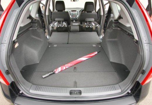 KIA Ceed Sporty Wagon II kombi przestrzeń załadunkowa