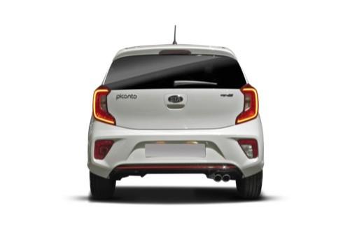 KIA Picanto V hatchback tylny