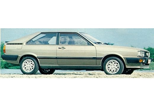 AUDI Coupe 2.2 GT aut 81/85 2.3 136KM (benzyna)