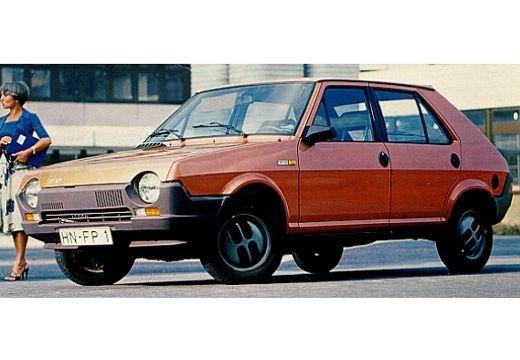 FIAT Ritmo 60 L Hatchback III 138A 1.2 58KM (benzyna)
