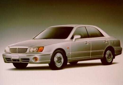 HYUNDAI XG 2.5 Sedan I 168KM (benzyna)