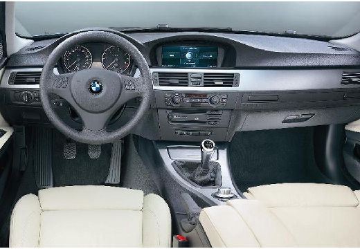 BMW Seria 3 E90 I sedan tablica rozdzielcza