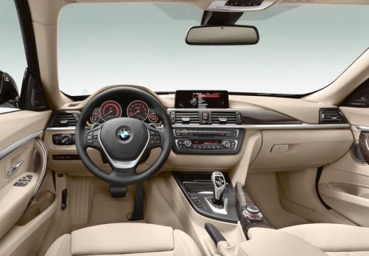 BMW Seria 3 Gran Turismo hatchback tablica rozdzielcza