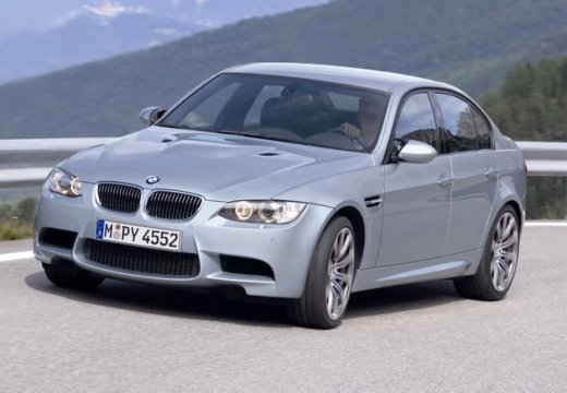 BMW Seria 3 E90 I sedan silver grey przedni lewy