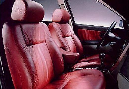 LANCIA Kappa I sedan wnętrze