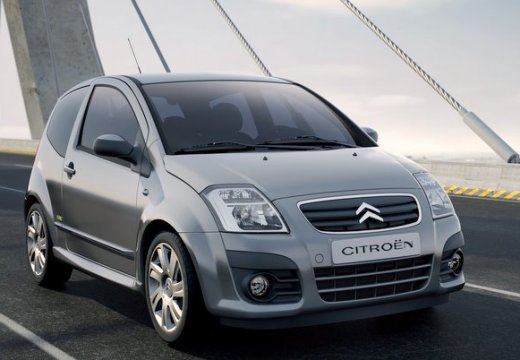 CITROEN C2 Hatchback II