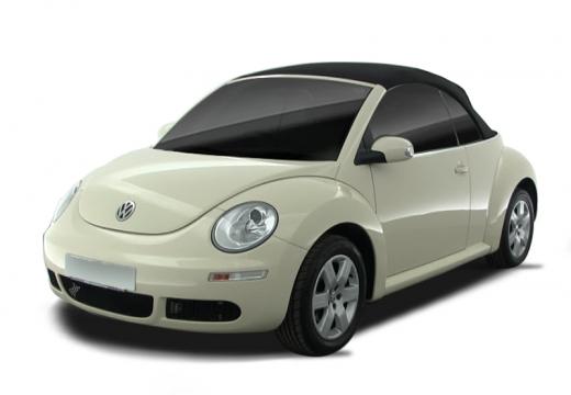 VOLKSWAGEN New Beetle Cabriolet II kabriolet beige