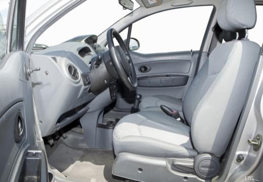CHEVROLET Spark I hatchback wnętrze