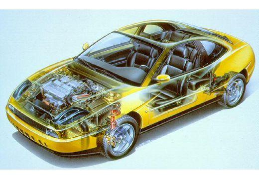 FIAT Coup coupe prześwietlenie