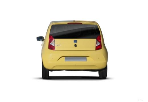 SEAT Mii I hatchback tylny