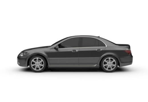 HONDA Legend sedan boczny lewy