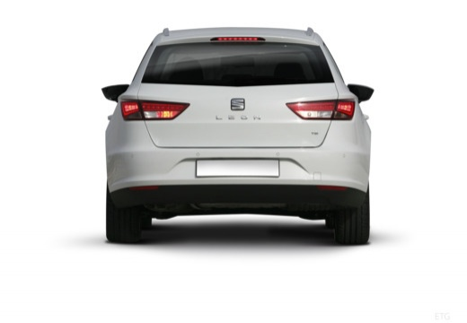 SEAT Leon ST I kombi biały tylny