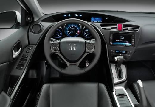 HONDA Civic VIII hatchback tablica rozdzielcza