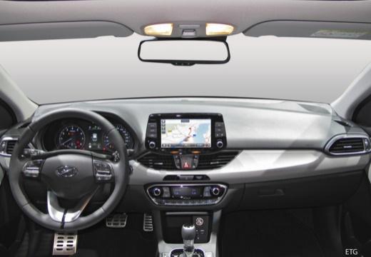 HYUNDAI i30 V hatchback tablica rozdzielcza