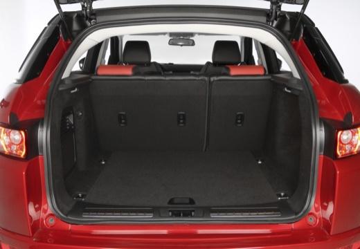 LAND ROVER Range Rover Evoque II kombi przestrzeń załadunkowa