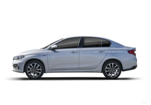 FIAT Tipo sedan boczny lewy