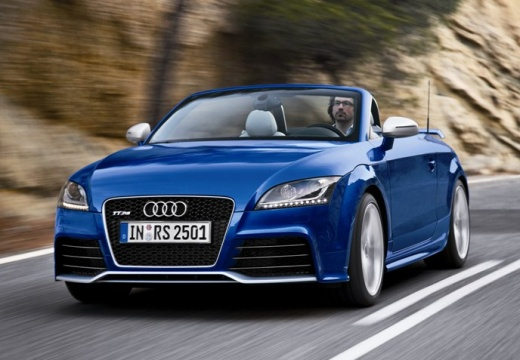 AUDI TT RS Roadster I 2.5 340KM (benzyna)