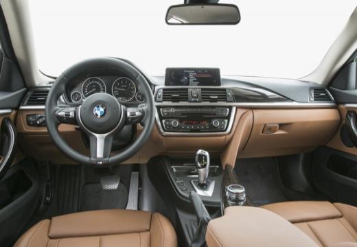 BMW Seria 4 Gran Coupe F36 I hatchback tablica rozdzielcza