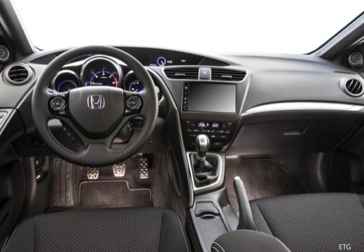 HONDA Civic IX hatchback tablica rozdzielcza