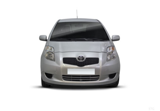 Toyota Yaris hatchback przedni