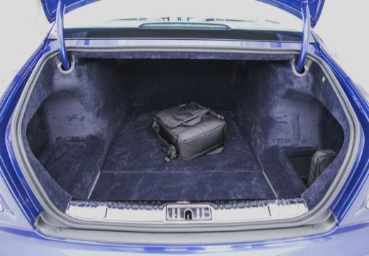ROLLS-ROYCE Ghost I sedan przestrzeń załadunkowa