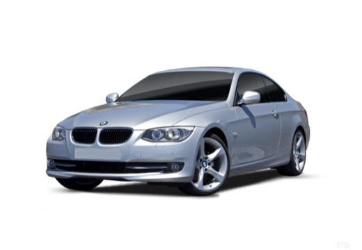 BMW Seria 3 E92 II coupe