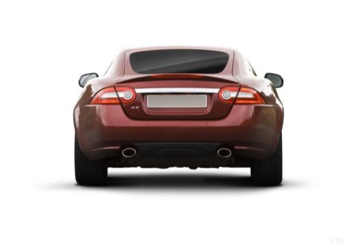 JAGUAR XK II coupe tylny