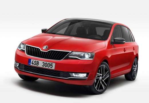 SKODA Rapid Hatchback Spaceback II