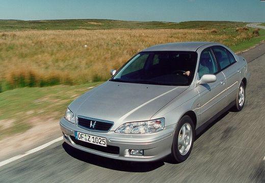 HONDA Accord IV sedan silver grey przedni lewy