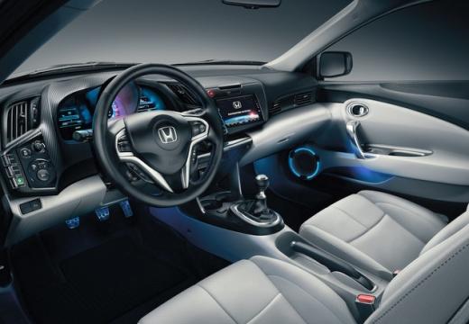 HONDA CR-Z coupe wnętrze