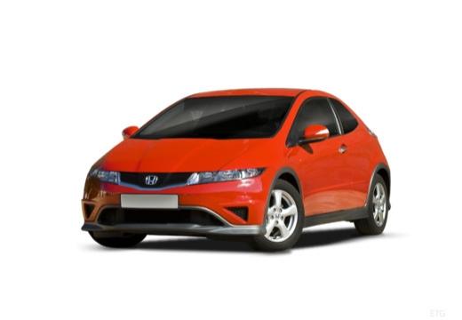 HONDA Civic VII hatchback przedni lewy