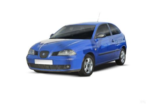 SEAT Ibiza IV hatchback przedni lewy