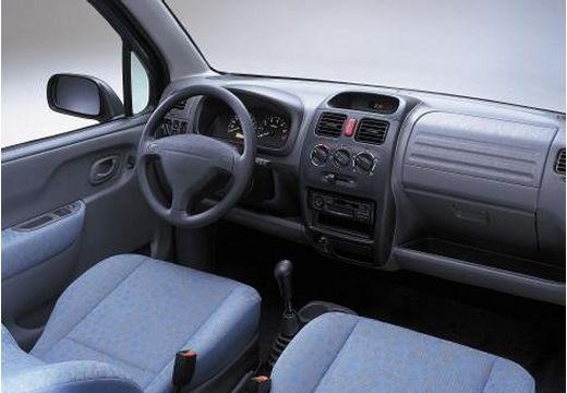 SUZUKI Wagon R+ I hatchback tablica rozdzielcza
