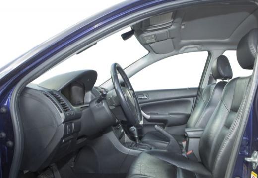 HONDA Accord V sedan wnętrze