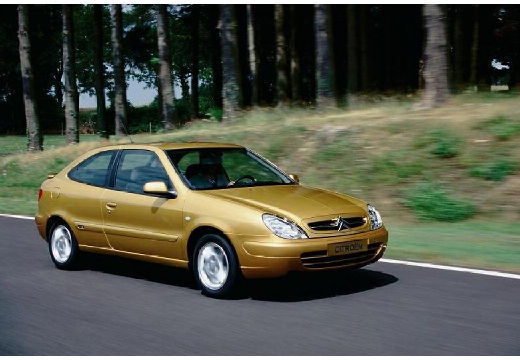 CITROEN Xsara hatchback złoty przedni prawy