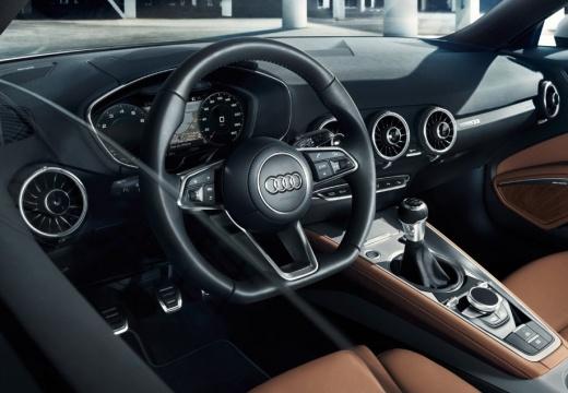 AUDI TT III coupe