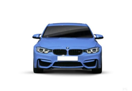 BMW Seria 3 F30 sedan przedni