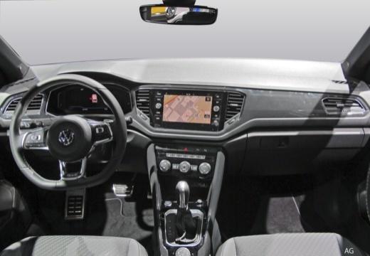 VOLKSWAGEN T-ROC hatchback tablica rozdzielcza