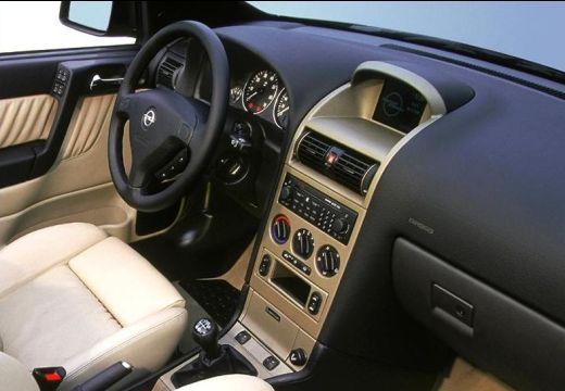 OPEL Astra II Cabriolet kabriolet tablica rozdzielcza