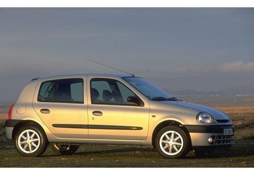 RENAULT Clio 1.2i RT Hatchback II I 60KM (benzyna)