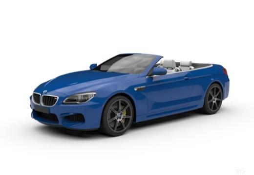 BMW Seria 6 Cabriolet F12 I kabriolet przedni lewy