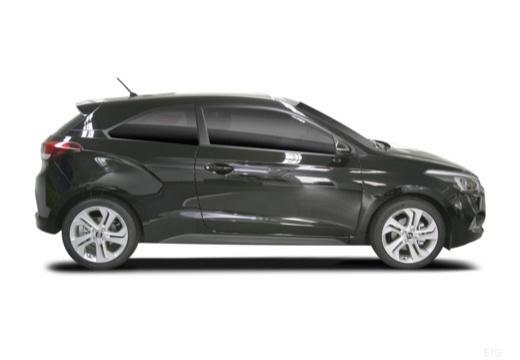 HYUNDAI i20 Coupe hatchback boczny prawy